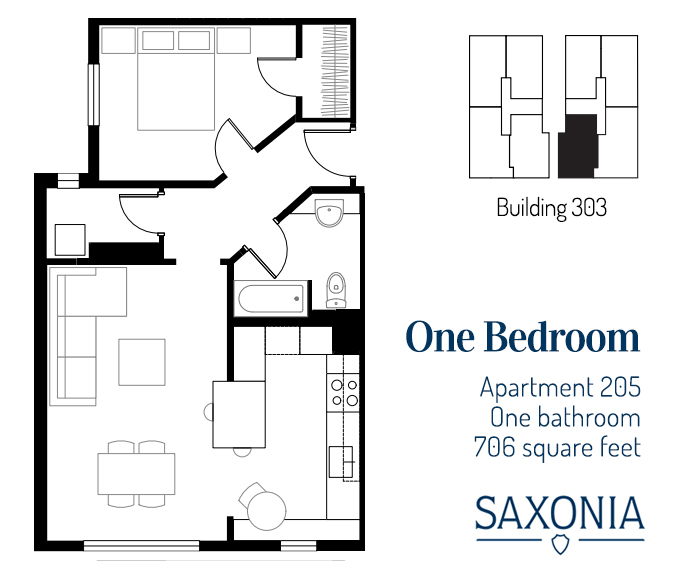 1-bed205