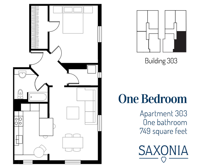 1-bed303