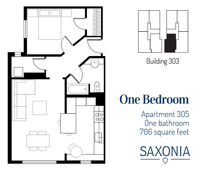 1-bed305